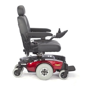Pronto M61 Sure Step Electric Wheel Chair